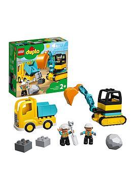 lego-duplo-10931-construction-truck-amp-tracked-excavator