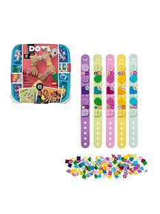 lego-dots-41913-bracelet-mega-pack-of-5-diy-art-and-crafts-jewellery