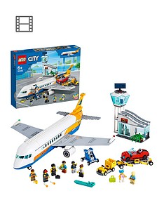 LEGO City 60262 Airport Passenger Airplane, Terminal & Truck Best Price, Cheapest Prices