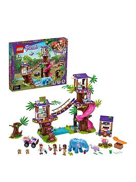 Lego Friends 41424 Jungle Rescue Base Treehouse Animals Vet Clinic Best Price, Cheapest Prices