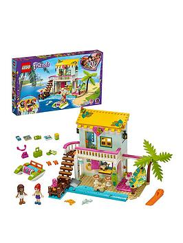 Lego Friends 41428 Beach House Mini Dollhouse Holiday Series Best Price, Cheapest Prices