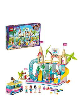 Lego Friends 41430 Summer Fun Water Park Resort Holiday Series Best Price, Cheapest Prices
