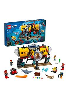 LEGO City 60265 Ocean Exploration Base Deep Sea Underwater Adventure Best Price, Cheapest Prices