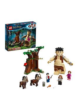 Lego Harry Potter 75967 Forbidden Forest: UmbridgeS Encounter