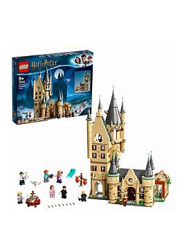 Lego Harry Potter 75969 Hogwarts Astronomy Tower With 8 Minifigures
