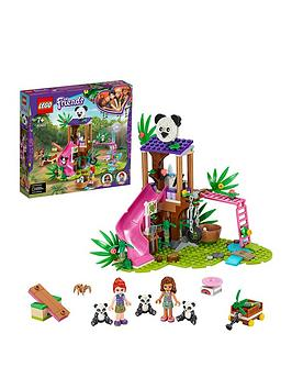 Lego Friends 41422 Panda Jungle Tree House Playground &Amp; Rescue Best Price, Cheapest Prices