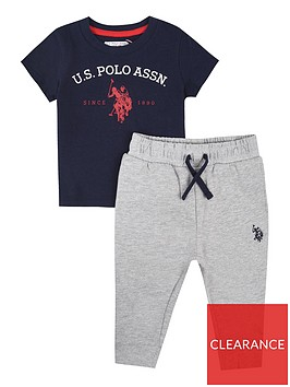 us-polo-assn-baby-boys-uspa-graphic-t-shirtnbspand-jog-set-navy