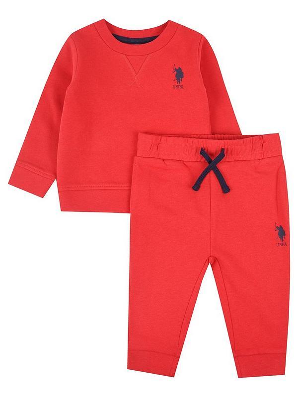 U.S. Polo Assn. Baby Girls Players