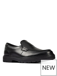 clarks-youth-loxham-grove-slip-on-shoe-black
