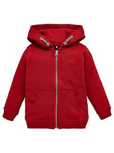 v-by-very-boys-core-single-zip-through-hoodie-burgundy