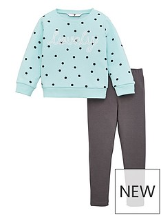 v-by-very-girls-lovely-spot-sweat-and-legging-set-green