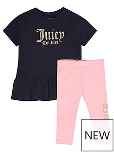juicy-couture-toddler-girls-dress-and-legging-set-black-pink