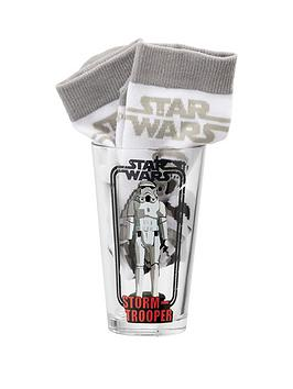 star-wars-i-am-your-father-pint-glass-and-sock-set