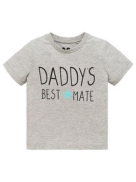 v-by-very-boys-daddys-best-mate-short-sleeve-t-shirt-grey