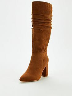 v-by-very-tesla-wide-fit-block-heel-slouch-knee-boot-tan