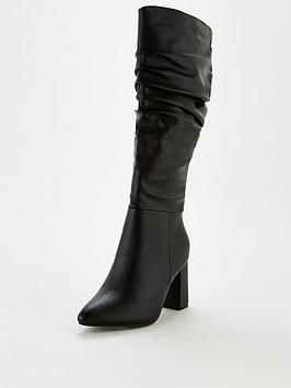 v-by-very-tesla-wide-fit-block-heel-slouch-knee-boot-black