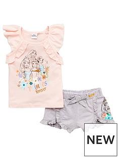 disney-princess-girls-disney-princess-frill-top-amp-short-set-pink
