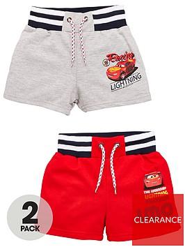 cars-boys-disney-pixar-cars-2-pack-shorts-multi
