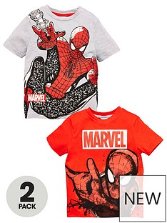 spiderman-boysnbsp2-packnbspt-shirts-multi