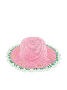 monsoon-girls-jess-watermelon-floppy-hat-multi