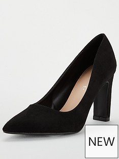 v-by-very-dorset-slim-block-heel-court-shoe-black