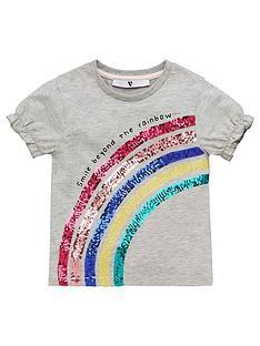 v-by-very-girls-rainbow-t-shirt-grey-marl