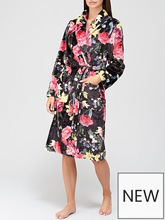 v-by-very-all-over-print-dressing-gown-floral-print