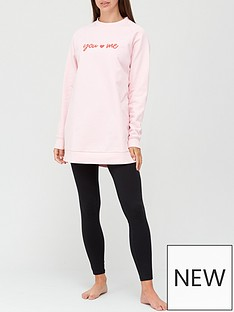 v-by-very-oversized-sweat-amp-legging-set-pink