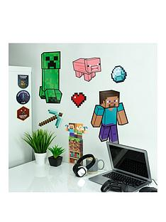 minecraft-wall-decals