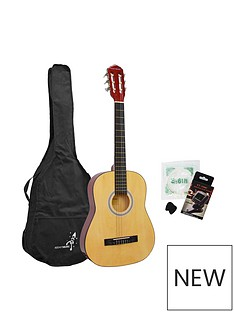 rocket-34-size-classical-guitar-pack