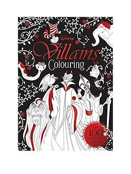 disney-disney-villains-colouring