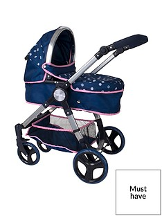 mamas-papas-junior-collection-junior-ocarro-doll-travel-system