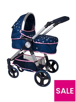 mamas-papas-junior-collection-junior-ocarro-doll-travel-system