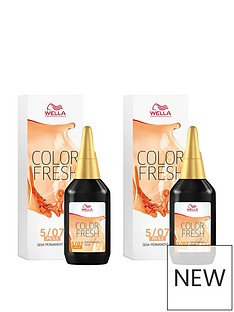 wella-wella-professionals-color-fresh-semi-permanent-colour-natural-light-brown-75ml-duo-pack