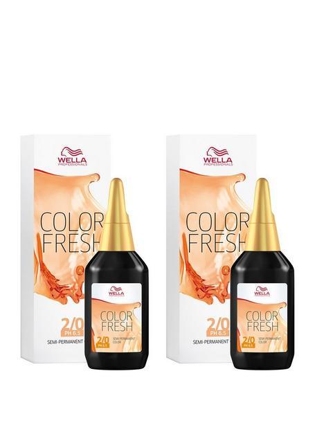 wella-wella-professionals-color-fresh-semi-permanent-colour-black-75ml-duo-pack
