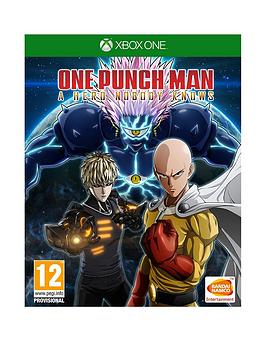 Xbox One One Punch Man: A Hero Nobody Knows