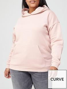 v-by-very-curve-longline-hoodie-blush