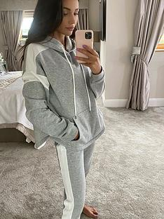 michelle-keegan-colour-block-jersey-jogger