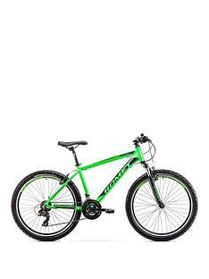 romet-romet-rambler-r61-alloy-hardtail-mountain-bike-19-frame-black-green