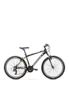 romet-romet-rambler-r60-alloy-hardtail-mountain-bike-14-frame-black
