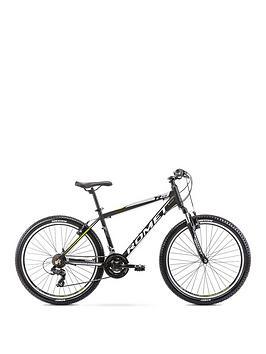 romet-romet-rambler-r60-alloy-hardtail-mountain-bike-14-frame-black