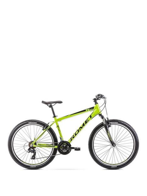 romet-romet-rambler-r60-alloy-hardtail-mountain-bike-14-frame-limone
