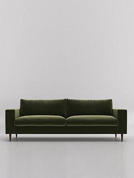Swoon Evesham Three-Seater Sofa