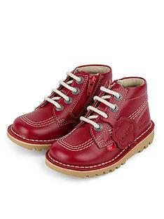 kickers-kick-hi-zip-boot-red