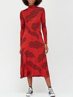 v-by-very-long-sleeve-high-neck-jerseynbspmidi-dress-red-print