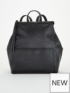v-by-very-fulham-zip-top-slouch-backpack-black