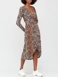 v-by-very-wrap-jerseynbspmidi-dress-animal-print