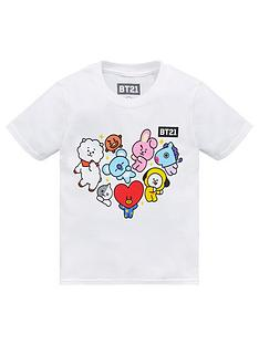 bt21-unisexnbspband-t-shirt-white