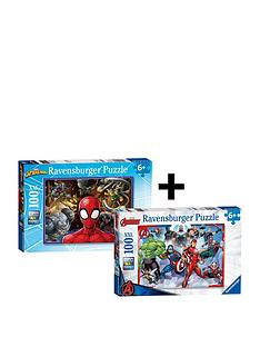 ravensburger-marvel-twin-pack-puzzle