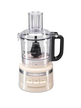 kitchenaid-kitchenaid-17-litre-compact-food-processor-almond-cream